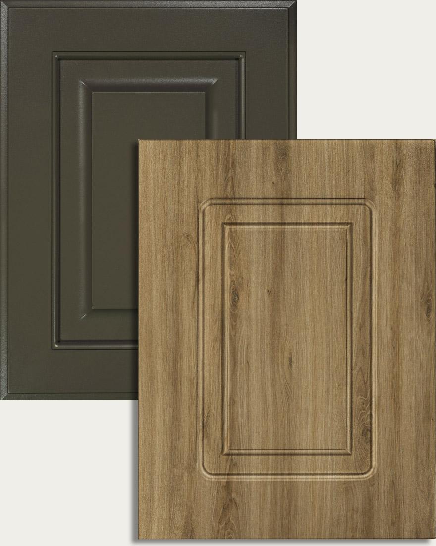 Raised Panel Door Style Carmel